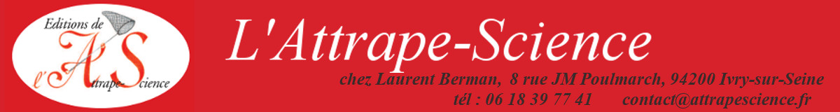 Logo du site L'Attrappe-Science